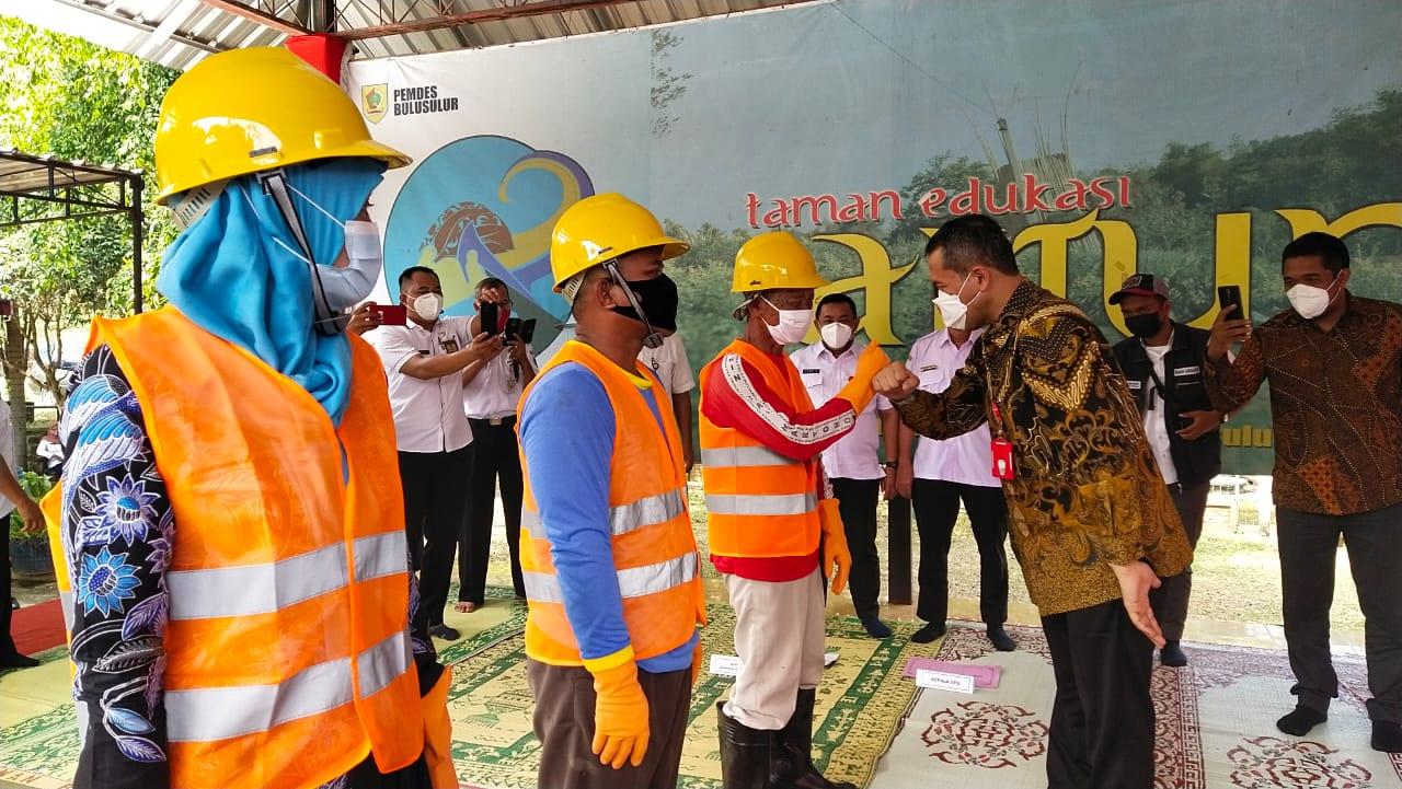 Program Padat Karya Tunai Beri Kesempatan Kerja bagi Masyarakat Terdampak Pandemi di Wonogiri
