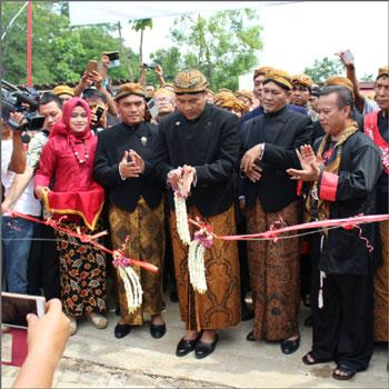 Parade Pertunjukan Rakyat Kabupaten Wonogiri 2020