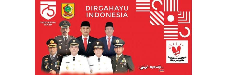 Panduan Peringatan HUT Proklamasi Kemerdekaan Republik Indonesia Ke-75 Tahun 2020